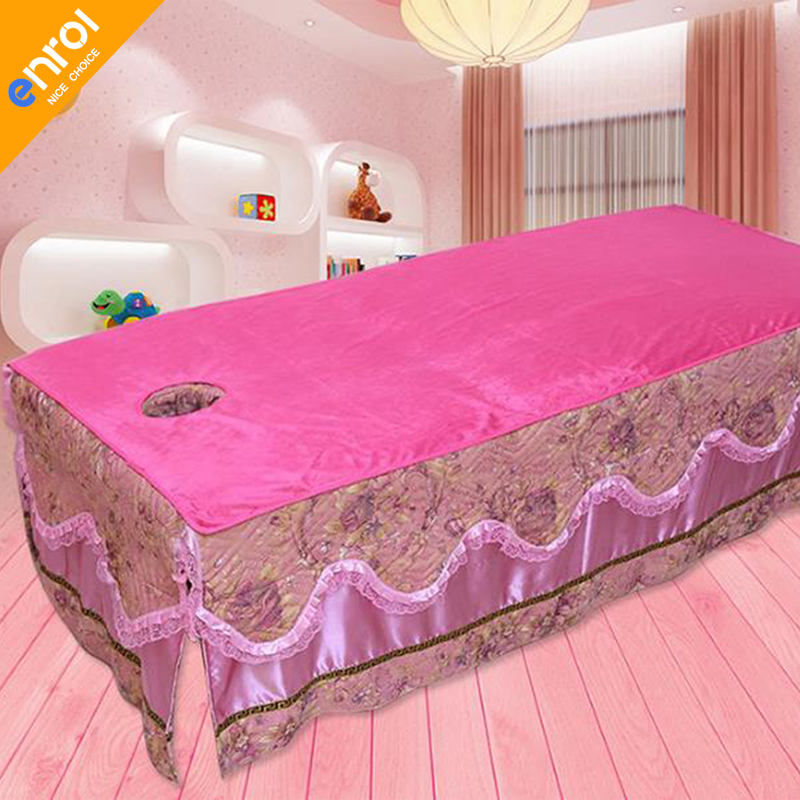 Right! bed facial massage sheet spa table