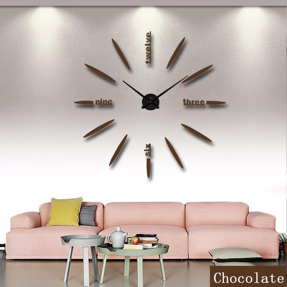 2019 Αρχική Διακόσμηση Σαλόνι ρολόγια - Διακόσμηση σπιτιού - Φωτογραφία 4