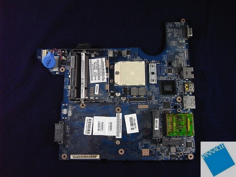 510567-001 Motherboard for HP Compaq CQ40 JBL20 LA-4111P tested  good 482868 001 motherboard for hp dv5 tested good