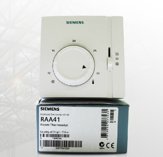 Central heating and cooling the mechanical room temperature controller thermostat RAA41 novel and ancient technologies for heating and cooling buildings
