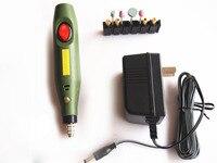 Portable Mini 12v Micro Jade Carving Machine For Small Diy Wood Grinding Polishing Grinders Mini Electric