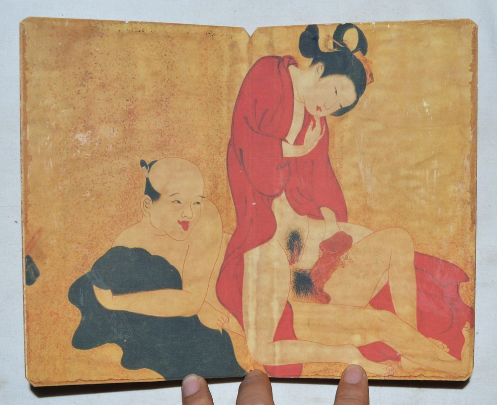 Ancient erotic asian art