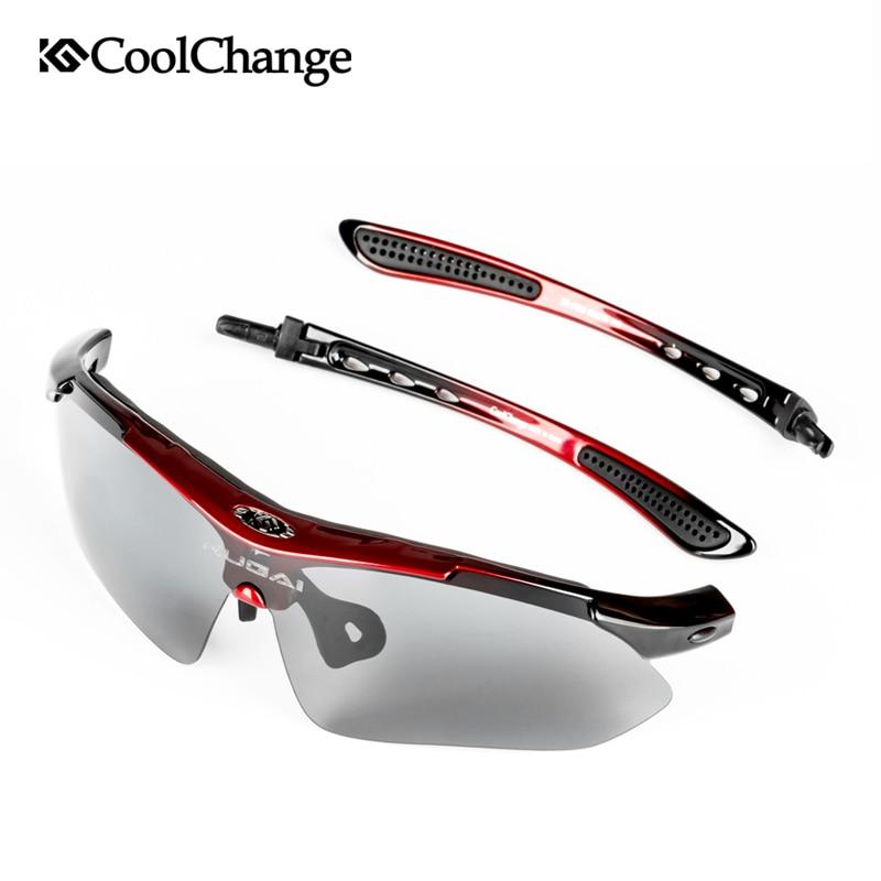 CoolChange Professional Qütblü Velosiped Eynəkləri Bike 5 Açıq - Velosiped sürün - Fotoqrafiya 5