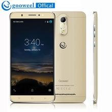 Gooweel M3 Smartphone 6.0 inç IPS Ekran MTK6580 Quad Core 1 GB + 8 GB 3G Cep telefonu 5MP + 8MP Kamera GPS Cep telefonu 3200 mAh Pil