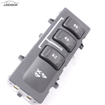 YAOPEI High Quality 4WD Transfer Case Switch Fit For GMC Sierra 2500 HD Classic SL SLE 3500 15136040