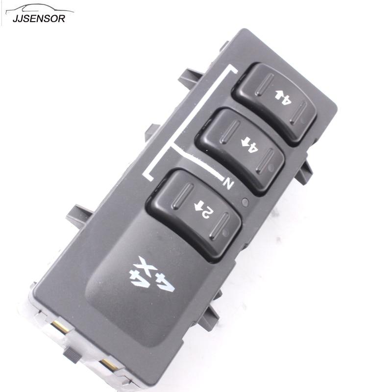 YAOPEI haute qualité 4WD commutateur de boîtier de transfert adapté pour GMC Sierra 2500 HD classique SL SLE 3500 15136040