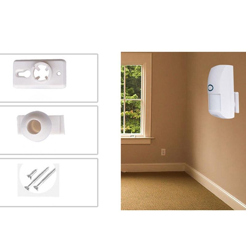 Wireless 433MHz Pet Immune Motion PIR Sensor Infrared Alarm Detector Home Security System sensor de movimiento Accessories