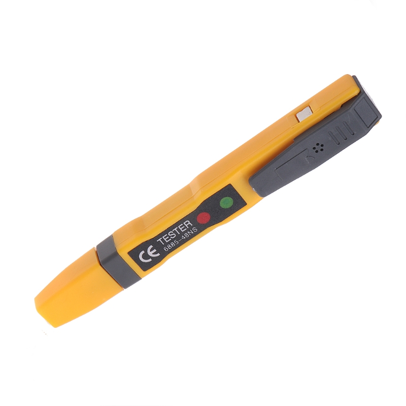 LED Light AC Electric Voltage Tester Volt Alert Pen Detector Sensor 90~1000V