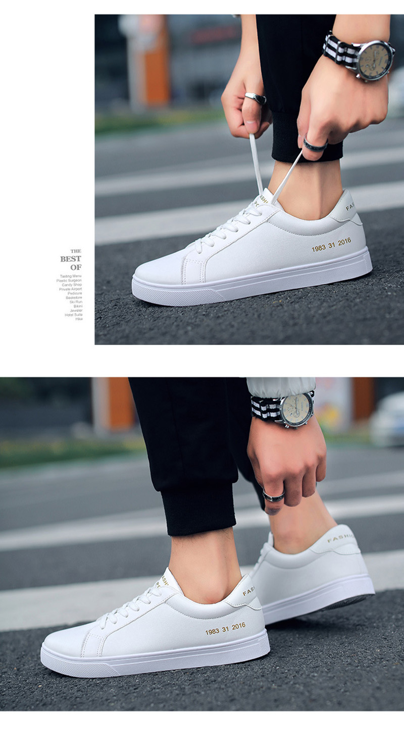 HTB1PYkFayLrK1Rjy1zdq6ynnpXaK 2019 Spring White Shoes Men Casual Shoes Male Sneakers Cool Street Men Shoes Brand Man Footwear KA793