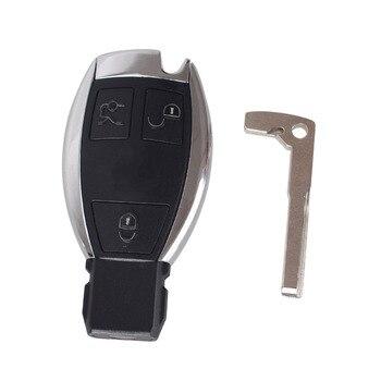 Chiave Telecomando BENZ 2000+ Car Keyless Fobik NEC BGA Sytle 3 Tasti 315MHz  1