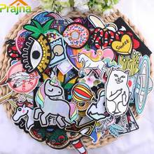 ZOTOONE Mixed Random Cartoon Animals Foods Patch Cheap Embroidered Sequins Patches For Garments Kids Clothing DIY Accessory B