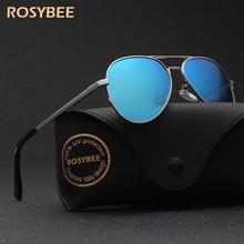 Small size Polarized aviation UV400 Sunglasses Classic pilot 54mm Brand boy's oc