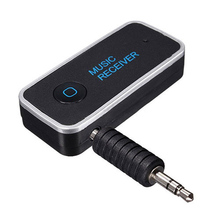 3.5mm Home Transmitter Function Stereo AUX Bluetooth 4.1 Music Receiver Phone Adapter Hand Free Car Audio Top New
