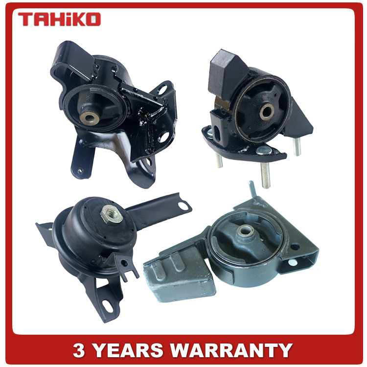 for 2003-2008 Toyota Corolla 1.8L Engine Motor Mount Set 4PCS for Auto Trans