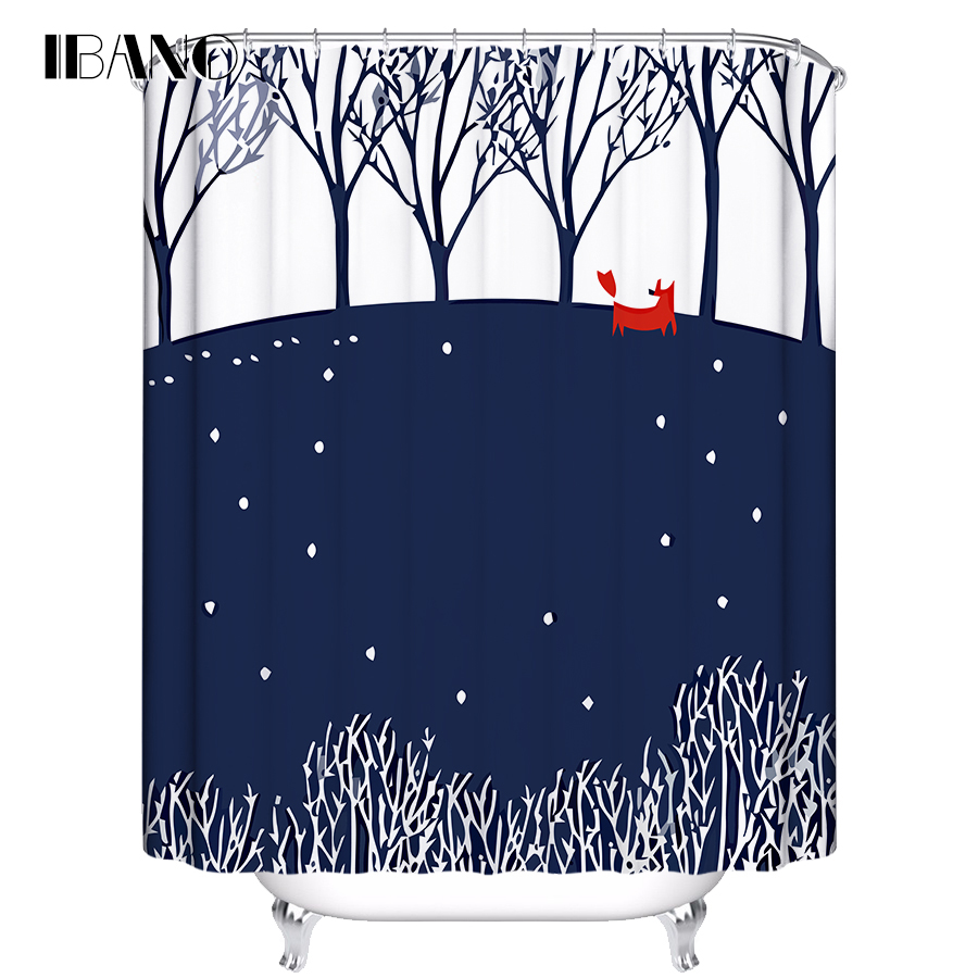 Buy fox shower curtain and get free shipping on AliExpress.com
