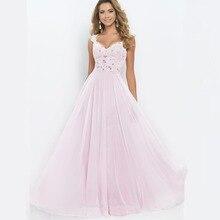 Вечернее Платье С Длинным 2016 Секси Длинный Шнурок Мода Розовый Шифон Спинки Vestidos De Festa платье Лонго Para Casamento