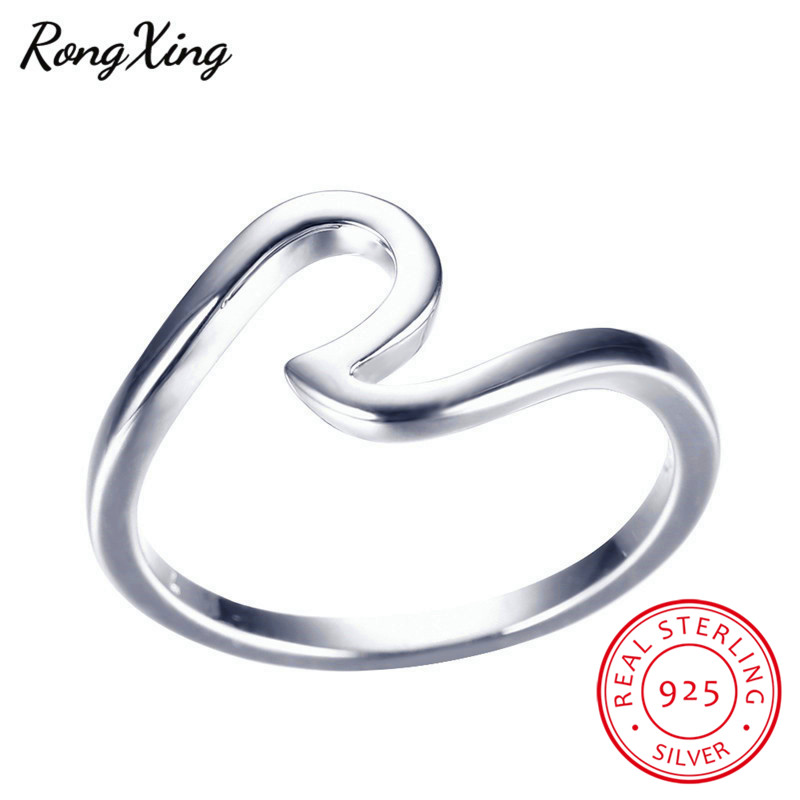 RongXing Rings For Women Men Jewelry Wedding Engagement