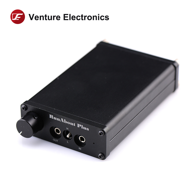 Venture Electronics VE RunAbout Portable Earphone Amplifier vi j50 cy 150v 5v 50w dc dc power supply module