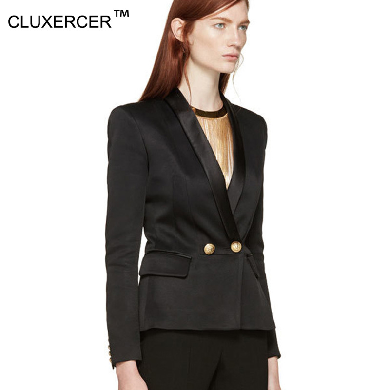 Online Get Cheap Women Double Breasted Blazer -Aliexpress.com ...