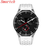 Smartch Kw88 Android 5 1 OS Smart Watch Android Electronics Mtk6580 GPS SmartWatch Phone Clock Support