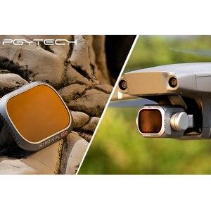 Image 2 - PGYTECH Advanced Mavic 2 Pro Filter Camera Lens Filters ND8/16/32/64 PL ND8/16/32/64 for DJI Mavic 2 Pro Drone Accessories
