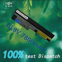 HSW 7800mAh laptop battery for Lenovo IdeaPad S100 S10 3 S205 S110 U160 S100c S205s U165 L09S6Y14 L09M6Y14 9cells batteria akku