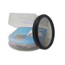 37 39 40,5 43 46 49 52 55 58 62 67 72 77 82 мм объектив CPL цифровой фильтр Защита объектива для canon nikon DSLR SLR камера с коробкой