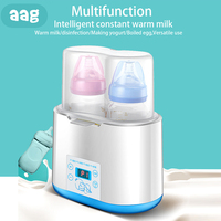 AAG Multifunctional Baby Feeding Bottle Warmer Heater Disinfection BPA Free Electric Automatic Constant Temperature Heating 40
