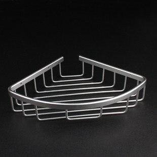 ФОТО Singel Tier Triangle Shape Aerospace Aluminium Bathroom Shelf,,9001,1 piece/lot, free shipping