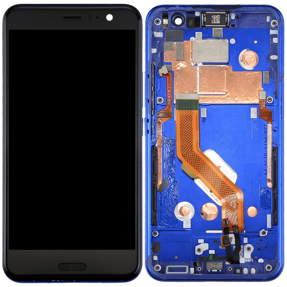 for HTC U11 LCD Screen and Digitizer Full Assembly with Framefor HTC U11 LCD Screen and Digitizer Full Assembly with Frame