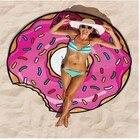 ①  Пляжное полотенце йога коврик открытый солнцезащитная одежда шаль пляжный коврик ①