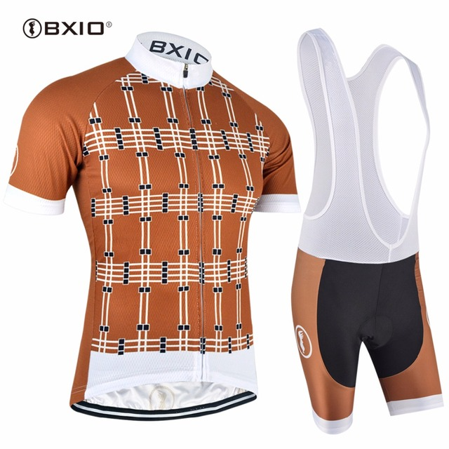 b5f96eaf5 BXIO Cycling Clothing Summer Bike Jerseys Men s Bicycle Wear Brand Design  Pro Team Road Cycle Uniform Stock Items 154