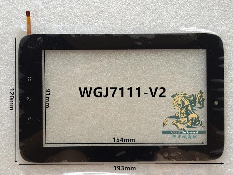 GENCTY For 7-inch WGJ7111-V2 W-B