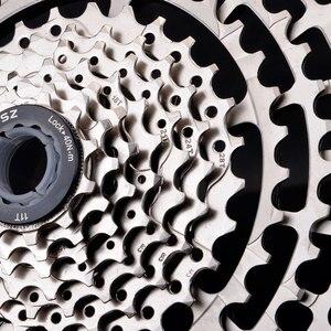 Image 3 - shimano M6000 MTB 10 Geschwindigkeit SLR Fahrrad Kassette 11 46 T Breite Verhaltnis CNC Ultraleicht Freilauf Mountainbike M8000