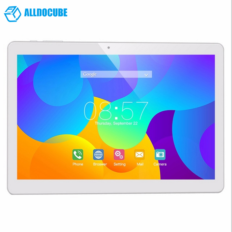 10 1 inch Tablet PC Android 6 0 Original Cube T10 4G Phone Call Octa Core