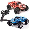 Alta Qualidade K24-1 2.4G de Alta Velocidade 1:24 Monster Truck Carro de Controle Remoto Brinquedos de Presente Para As Crianças Atacado FreeShipping