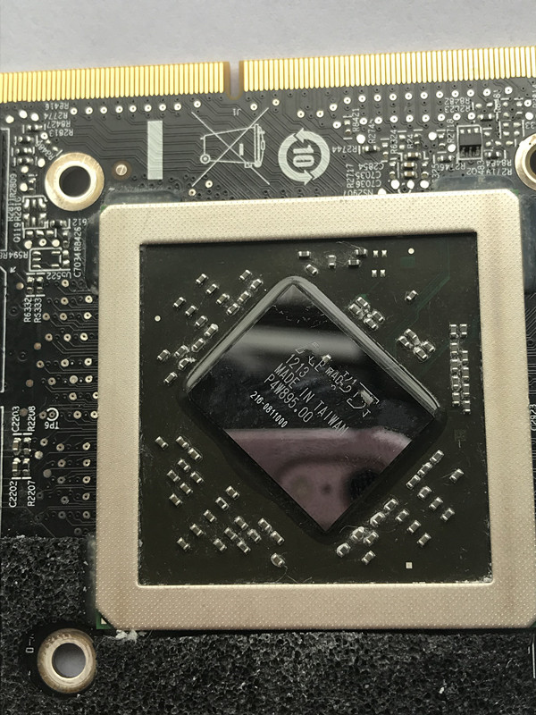 "כרטיס גרפי חדש Apple iMac 27"" A1312 A1311 HD6970 HD 6970M כרטיס תצוגה 1GB DDR5 109-C29657-10 216-0,811,000 2011 hd6970m כרטיס VGA גרפי (4)"
