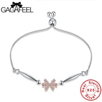 Gagafeel Authentic 925 Sterling Silver Women Bracelets Trendy 12 Constellations Pisces Jewelry Bracelet Star Sign Wedding