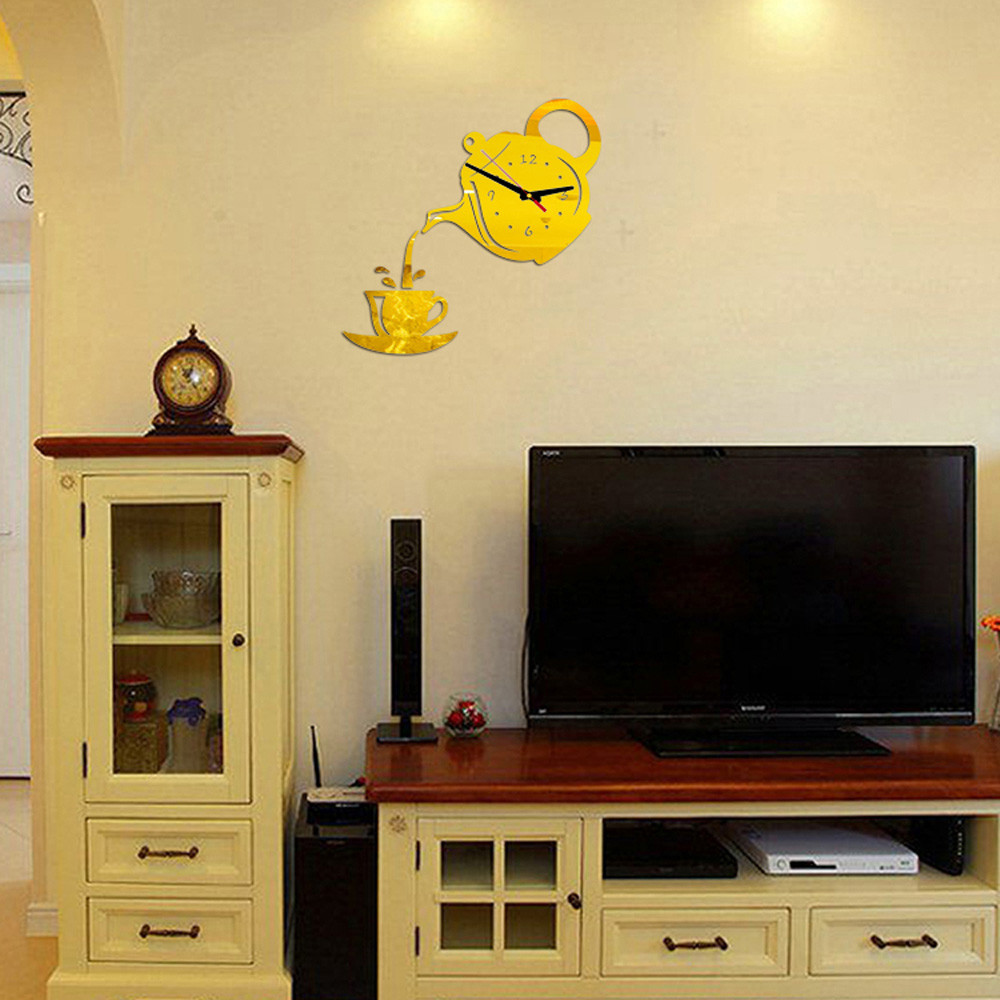Awesome Shaped Mirror Wall Decorations Mold - The Wall Art ...
