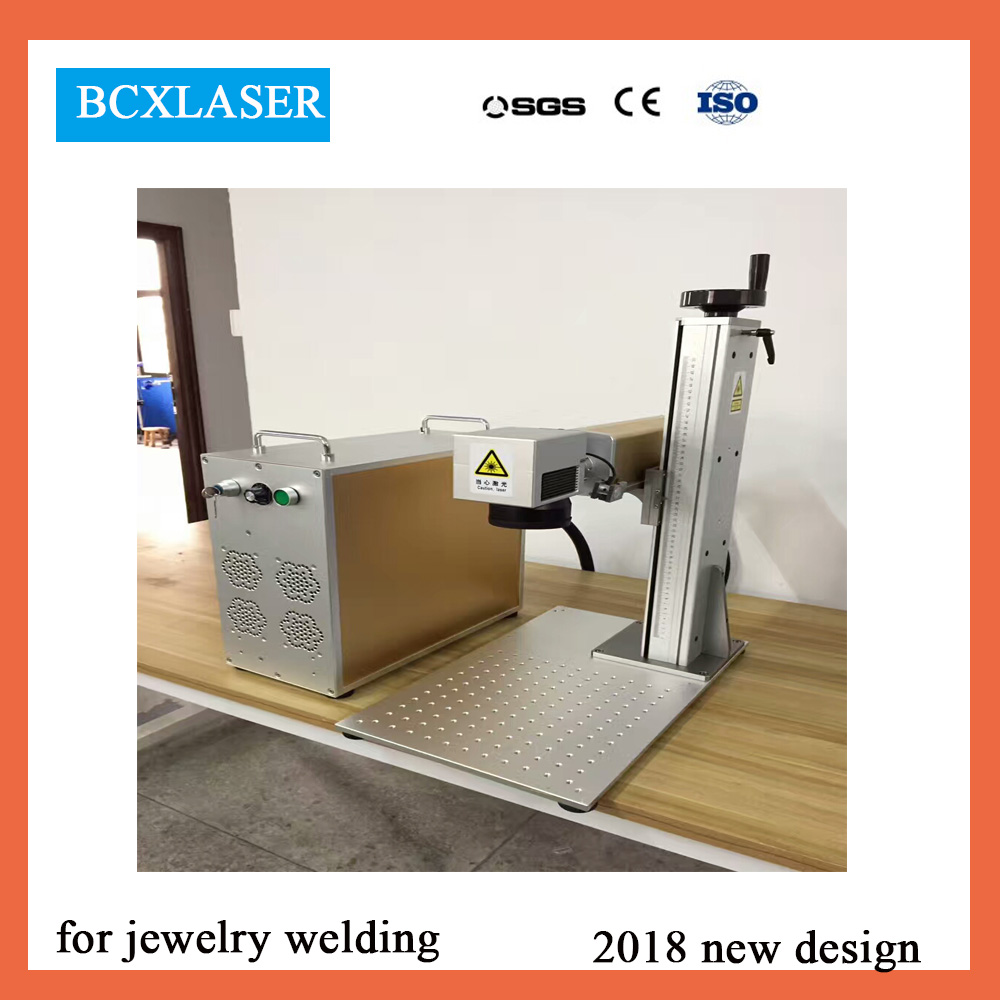 20w 30w 3d cnc color mopa fiber laser marking machine for jewelry metal ring engraving