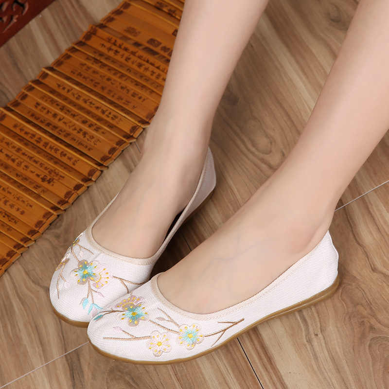 Womens Flat Casual Mesh Breathable Boat Shoes Lace Loafers Korean Sweet Fashion