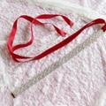 ZXW67 2016 New Handmade Crystal Bridal Belts Black Pink Blue Ribbon girdle Evening Dress Belts For Women Wedding Accessories