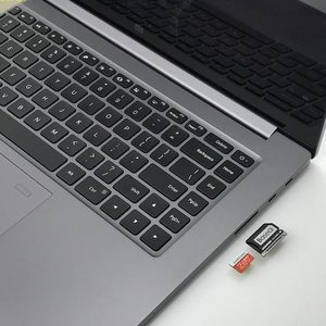 "Image 4 - BaseQi adaptador de tarjeta Micro sd 850A memory stick pro duo Ninja sigiloso conducir para Xiaomi mi cuaderno Pro 15,6 ""usb con lector de tarjetas sd"