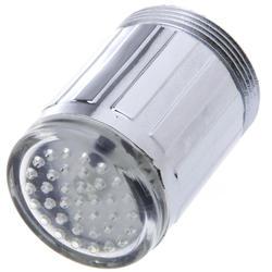 7 цветов изменяющееся свечение светодиодный кран креативный кухонный светодиодный светильник смесители для воды водопроводный кран для