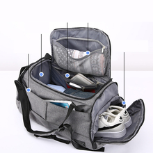 Multi-function Anti-Theft Sport Gym and Fitness Backpack