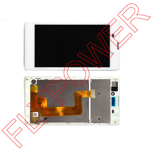 Подробнее о For Sony Xperia T3 m50w D5102 D5103 D5106 LCD Display with Touch Digitizer + Frame Assembly by free shipping, white for sony xperia t3 m50w d5102 d5103 d5106 lcd display with touch digitizer frame assembly by free shipping white