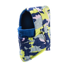 Unisex Camouflage Hooded Sports Face Mask