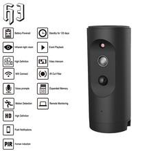2017 Newest 960P Home Security Wi-fi Wireless Battery IP Camera P2P Surveillance IP Camera Wifi IR-Cut CCTV Camera Baby Monitor