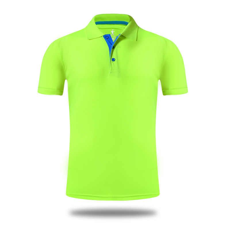 새로운 2019 남성 브랜드 남성 폴로 셔츠 d 코튼 폴로 셔츠 남성용 반소매 스웨터 S-4XL 무료 배송