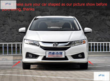 High Quality ! For Honda CITY Grace Sedan 2014-2016 ABS Inner Door Handle Bowl Cover Trim 4 Pcs / Set(China)